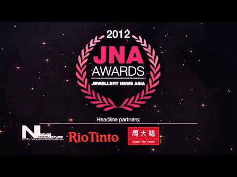 2012 Jewellery News Asia Award opening