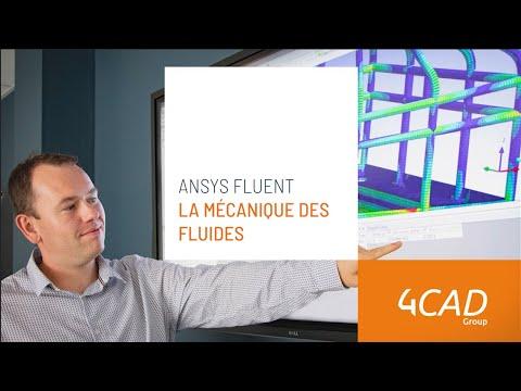 Présentation et démonstration d'Ansys Fluent