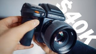 Why a Camera is Worth $40k: Hasselblad H6D