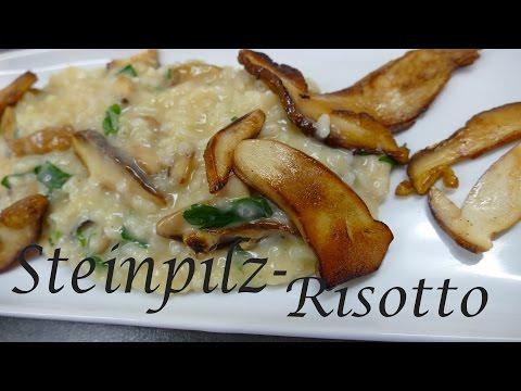 Thermomix® TM5 Steinpilz Risotto