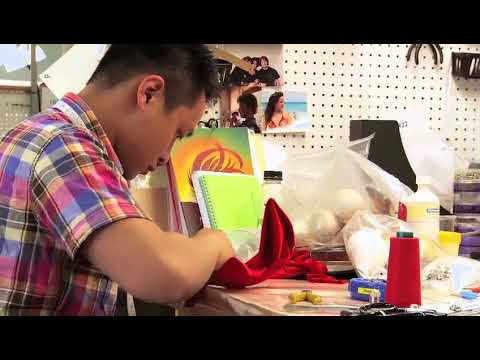 Cirque Du Soleil's Guy Laliberté on becoming an entrepreneur
