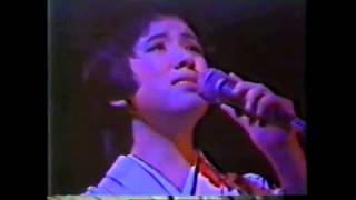 """涙の連絡船""""は、森昌子さんが、五周年・歌舞伎座公演で スター誕生での..."""