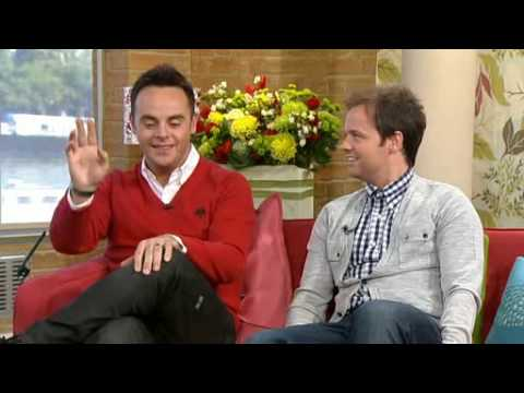 Ant & Dec - This Morning 24th September 2009 part 1