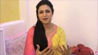 TV actor Divyanka Tripathi offers tips how to stay positive