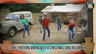 """Day 1 Song """"Christmas Song in Summer"""""""