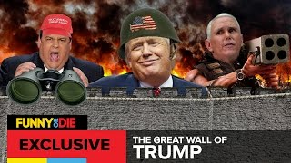 The Great Wall of Trump