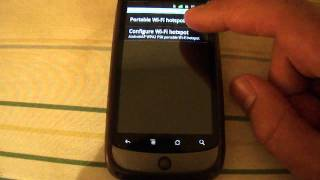 ANDROID 2.3.6 TETHERING LOG IN PASSWORD PROBLEM FIX