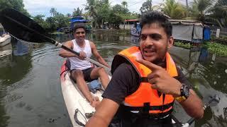 speed boat Ride ,kayaking In Alappuzha