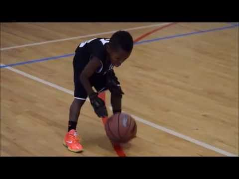 4 Year Old Basketball Phenom Enzo Lee
