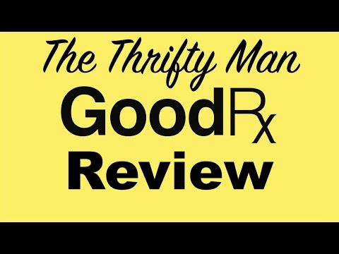 Good Rx Review: Find Out if You are Spending WAY More Money Than You Need to on Prescriptions