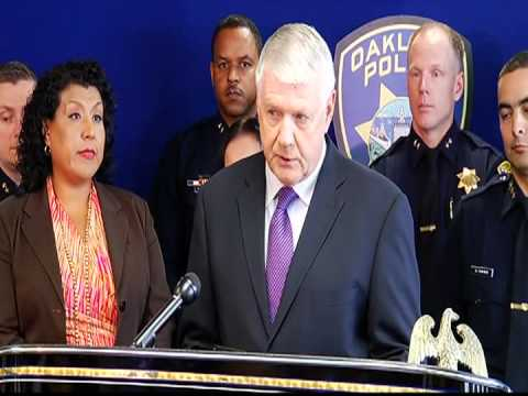 Raw Video  Oakland Mayor News Conference on Howard Jordan Medical Leave