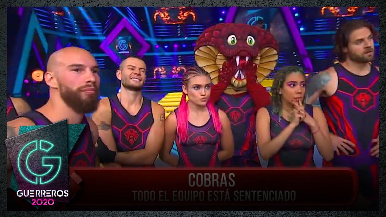 #Guerreros2020: Red Inclinada: Todo el equipo de Cobras está sentenciado | @Canal 5