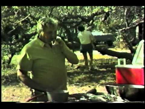 Craig Bruner at Cedar Key