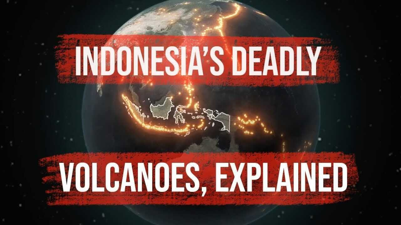 Why Indonesia is Always Erupting