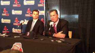 John Farrell defends how he left Toronto for Red Sox manager's job