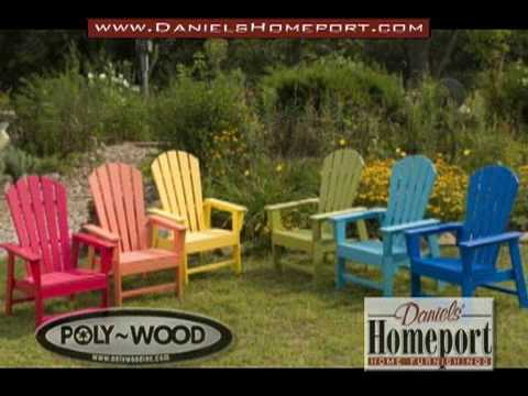 Daniels - Outdoor Polywood