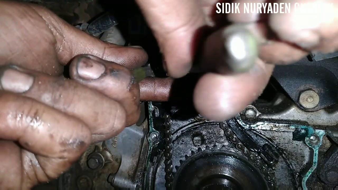 Download Penyebab Dan Cara Memperbaiki Bunyi Suara Kasar Mesin Honda Revo Lama.