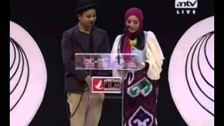 The UI Family: Chikita Fawzi adik Isabella Fawzi di AFI (Apresiasi Film Indonesia), 20 Des 2012