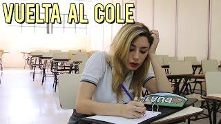 VUELTA AL COLE: EXPECTATIVA VS REALIDAD | Lyna Vlogs