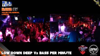 Baixar LOW DOWN DEEP vs BPM (Part2) - RAVE:TV @ Colosseum - London - May 2013