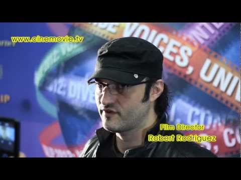 Director Robert Rodriguez's Hollywood Advice