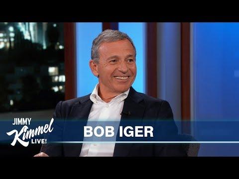Disney CEO Bob Iger on New Book, First TV Job & Saving Spider-Man