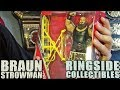 WWE RINGSIDE COLLECTIBLES BRAUN STROWMAN SERIES 52 UNBOXING!