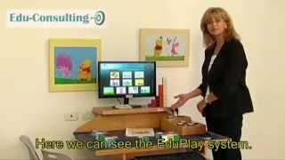 Eduplay -- комплекс для специализированного обучения дошкольников и детей школьного возраста