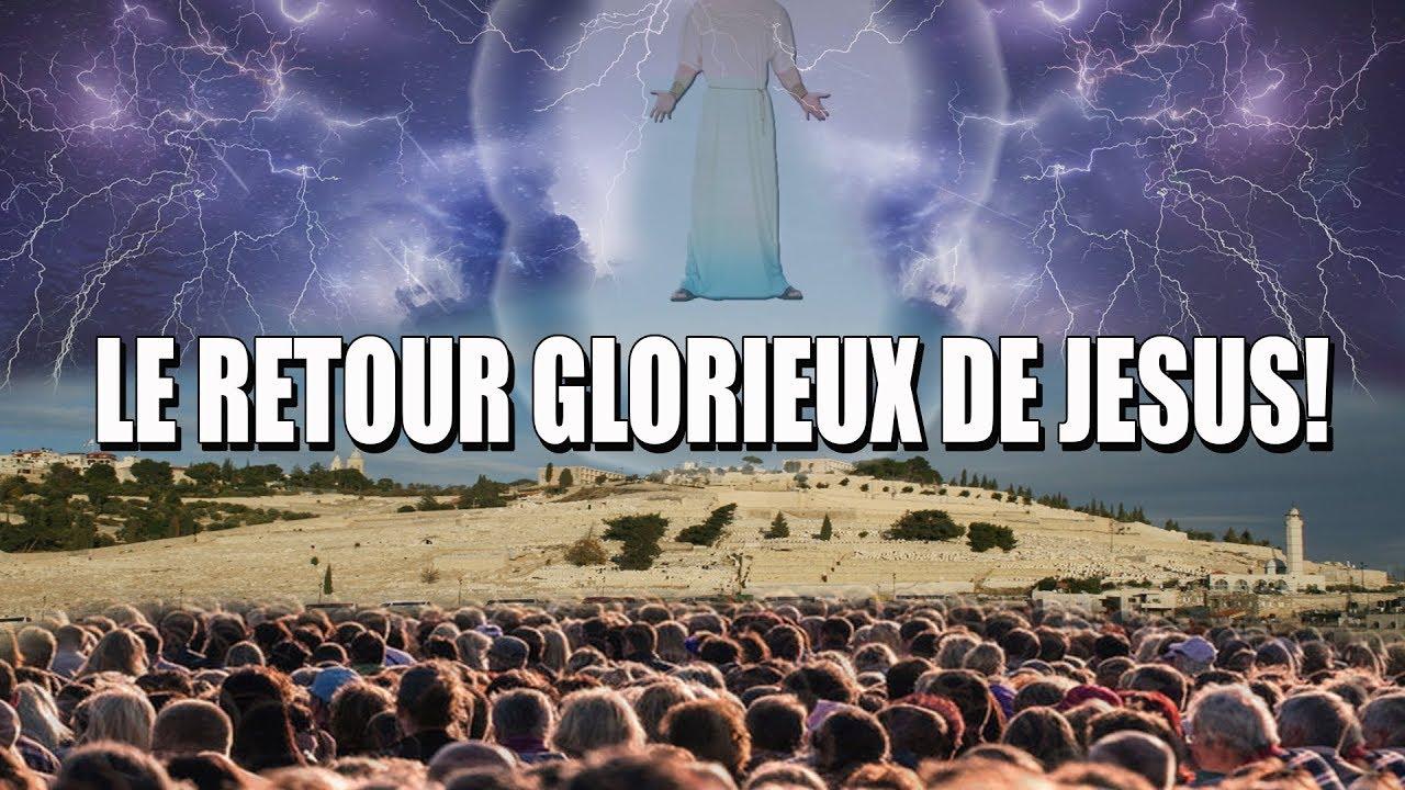 PREPAREZ VOUS AU JOUR IMPRESSIONNANT ET TERRIFIANT DE L'ETERNEL ET RETOUR DE JESUS!