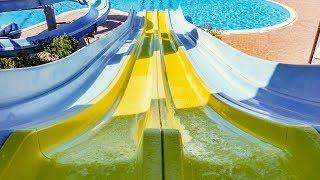 Multipista Water Slide | Le Vele Acquapark