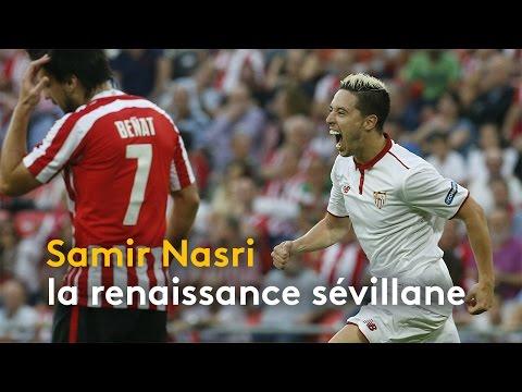 Samir Nasri, la renaissance sévillane