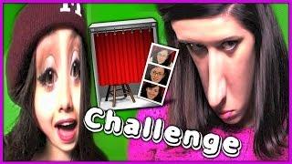 Photo booth Challenge: Катя Клэп и Maria Way