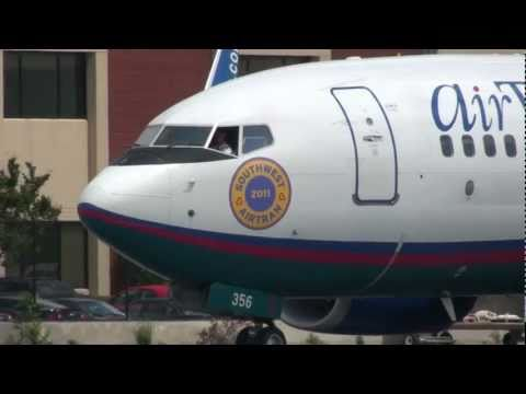 Southwest Airlines Celebrates AirTran Merger at Hartsfield-Jackson