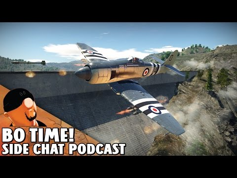 "Side Chat Podcast - ""Tempest & Sea Fury"" Ep. 60"