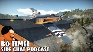 """Side Chat Podcast - """"Tempest & Sea Fury"""" Ep. 60"""