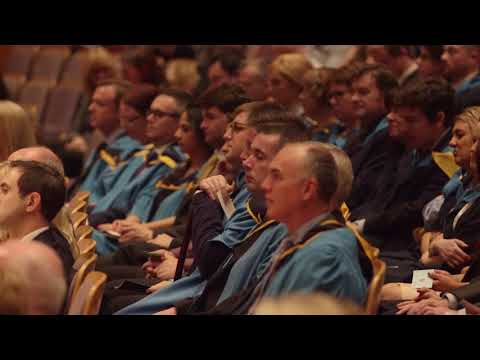 Belfast degree ceremony, Friday 20 October 2017, 14:30