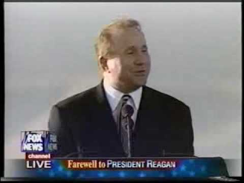 Mike Reagan - Farewell to Dad