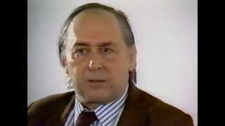 Writers in Conversation – J.G. Ballard 1984