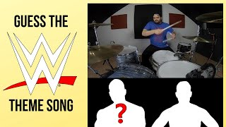 Can You Guess The WWE Theme Song - Current Roster