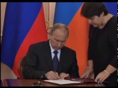 Армения просится в Таможенный союз