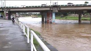 Water activities at Marikina river suspended