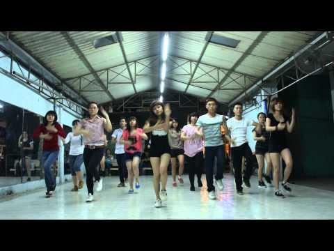 Lop hoc nhay hien dai - Kpop Dance - Paparazzi - SNSD [BoBo