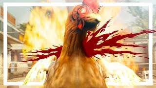 The Great Chicken War of 2018 - CS:GO