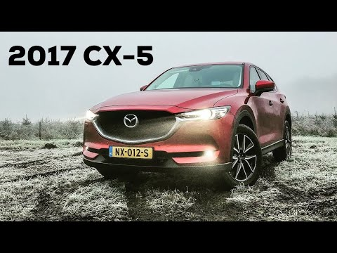 Autotest: 2017 Mazda CX-5 2.0 160 SkyActiv 4WD Automaat GT-M.