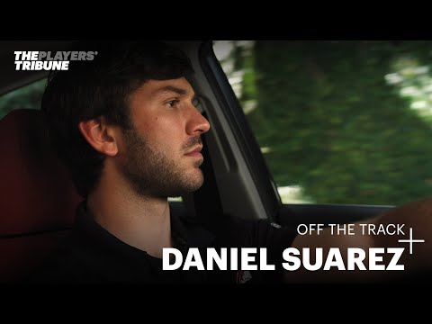 Daniel Suarez on turning his NASCAR dreams into reality