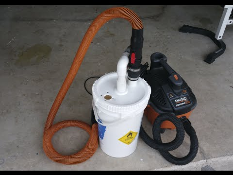 How to make a Dust Collector