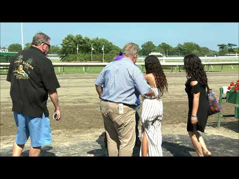 video thumbnail for MONMOUTH PARK 7-12-19 RACE 7