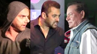 MEDIA Scared Of Salman Khan Treats FATHER Salim Khan With Respect