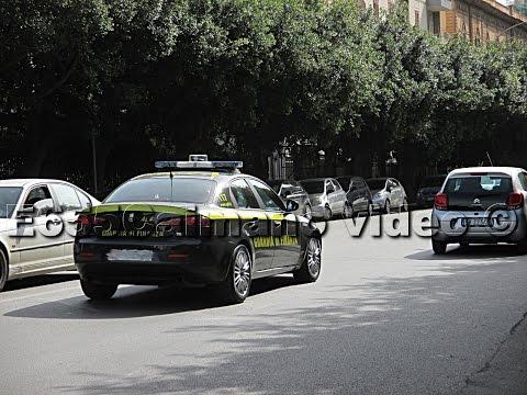 [HD - Police Car Responding / VERY RARE!] Guardia di Finanza in Sirena-Azione con Alfa Romeo 159!