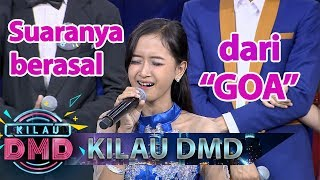 Download lagu Dibilang Seperti Penyanyi Dari Goa Namun Suaranya Malah Seperti Superstar Kilau DMD